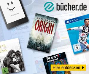 Werbebanner bücher.de Buch 300x250