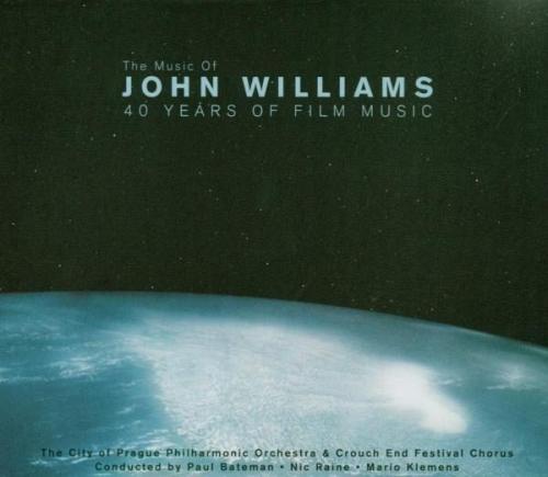 John Williams-40 Years Of Film Music von John Williams (Musik) NEU