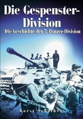 Die Gespenster-Division von Horst Scheibert (Buch) NEU