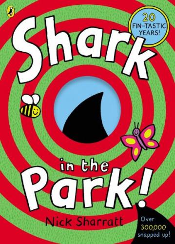 Shark In The Park von Nick Sharratt (Buch) NEU