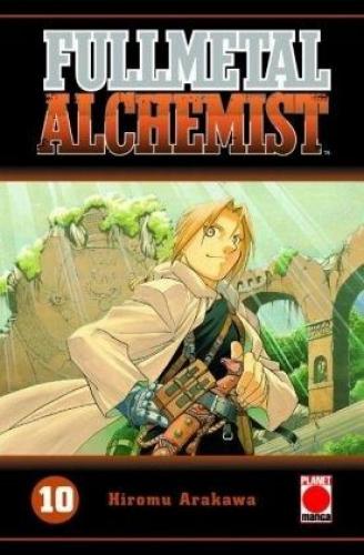 Fullmetal Alchemist 10 von Hiromu Arakawa (Buch) NEU