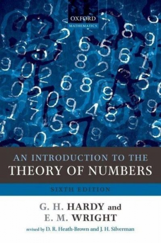An Introduction to the Theory of Numbers von Godfrey H. Hardy; Edward M. Wright
