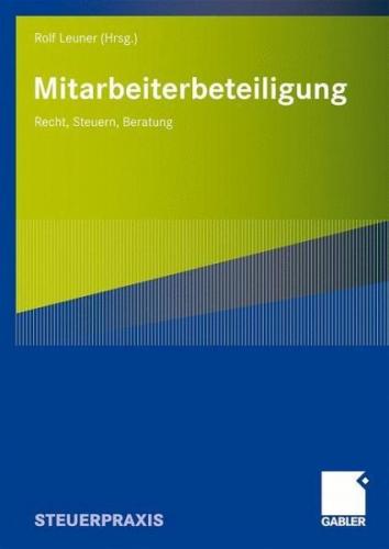 Mitarbeiterbeteiligung von Rolf (Hrsg.) Leuner (Buch) NEU