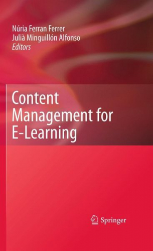 Content Management for E-Learning (Buch) NEU