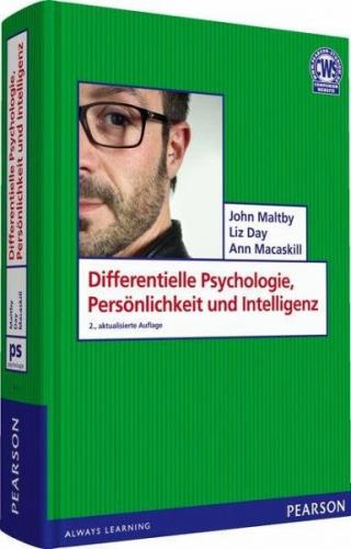 Differentielle Psychologie, Persönlichkeit und Intelligenz (Buch) NEU