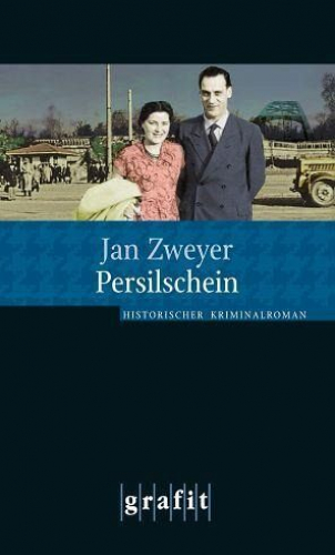 Persilschein / Goldstein Trilogie Bd.3 von Jan Zweyer (Taschenbuch) NEU