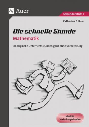 Die schnelle Stunde Mathematik von Katharina Bühler (Schulbuch) NEU