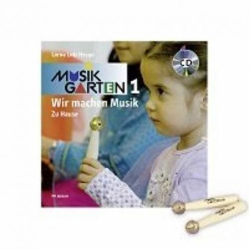 Wir machen Musik - Zu Hause, m. Audio-CD / Musikgarten 1 (Buch) NEU