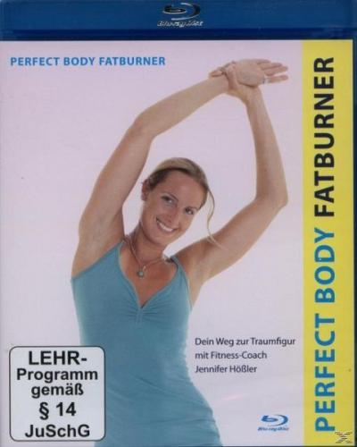 Perfect Body - Fatburner (Film) NEU