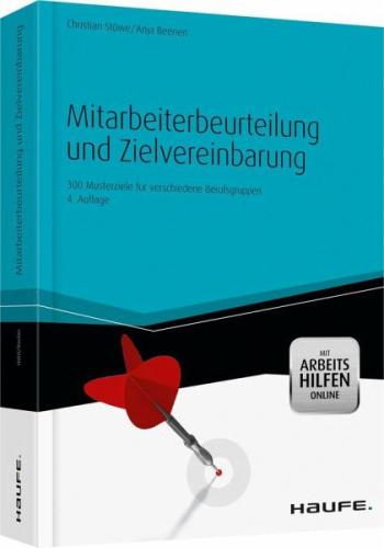 Mitarbeiterbeurteilung und Zielvereinbarung - mit Arbeitshilfen online (Buch)