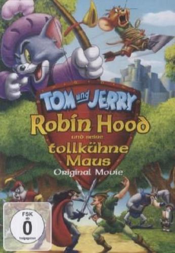 Tom & Jerry - Robin Hood und seine tollkühne Maus (Film) NEU