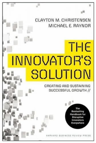 Innovator's Solution, Revised and Expanded (Buch) NEU