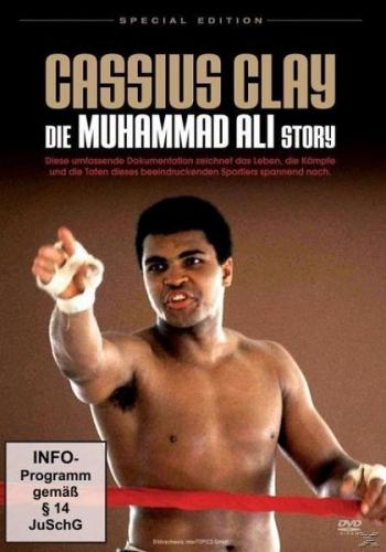 Cassius Clay - Die Muhammad Ali Story (Film) NEU