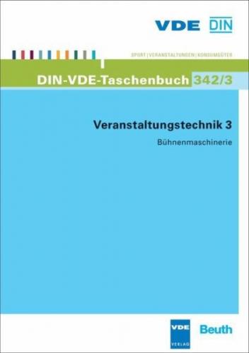 Veranstaltungstechnik 3 von Herausgegeben von DIN e.V. (Buch) NEU