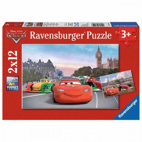 Ravensburger 075546 - McQueen und Freunde (Spielware) NEU