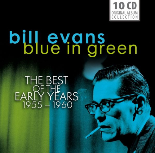 Blue In Green The Best Of His Early Years 1955-60 von Bill Evans (Musik) NEU