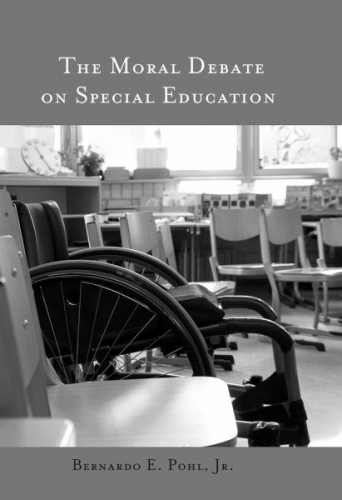 The Moral Debate on Special Education von Bernardo E. Pohl (Buch) NEU