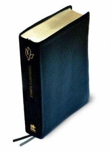 STAMPS Studienbibel (Lederfaserstoff, schwarz) / Bibelausgaben Asaph (Buch) NEU