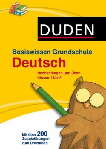 Duden Basiswissen Grundschule - Deutsch von Angelika Neidthardt (Schulbuch) NEU