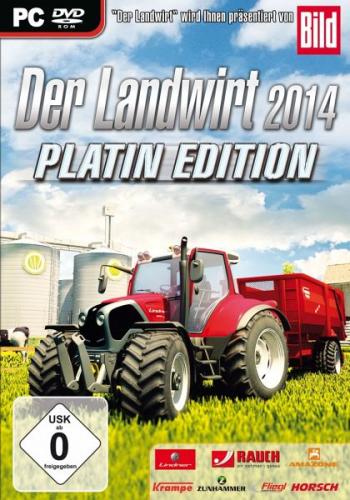 Der Landwirt 2014 - Platin Edition (PC) (Software) NEU