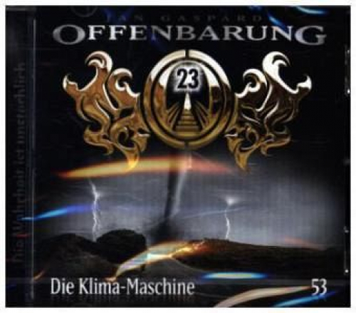 Die Klima-Maschine / Offenbarung 23 Bd.53 (1 Audio-CD) (Hörbuch) NEU
