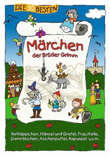 Die 30 besten Märchen der Brüder Grimm von Marco Sumfleth; Florian Lamp (Buch)