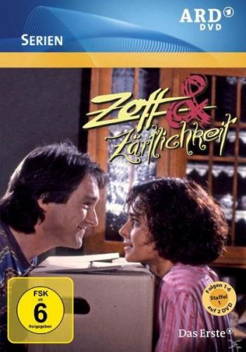 Zoff und Zärtlichkeit Folgen 1-6 (2 Discs) (Film) NEU