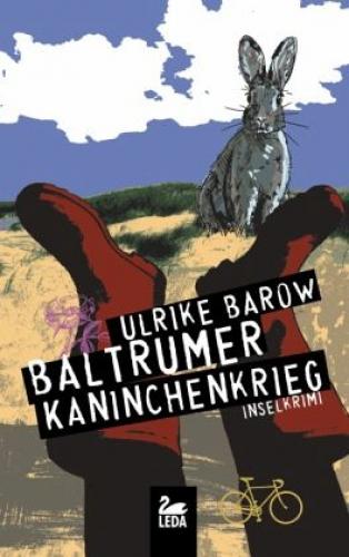 Baltrumer Kaninchenkrieg / Baltrum Ostfrieslandkrimis Bd.8 von Ulrike Barow NEU