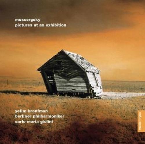 Mussorgsky: Bilder Einer Ausstellung von Modest P. Mussorgskij (Musik) NEU