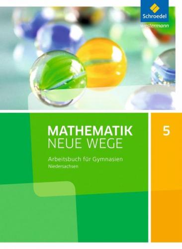 Mathematik Neue Wege SI 5. Arbeitsbuch. G9. Niedersachsen (Schulbuch) NEU