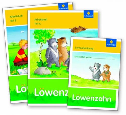 Löwenzahn Arbeitsheft A und B als Paket- Ausgabe 2015 (Schulbuch) NEU