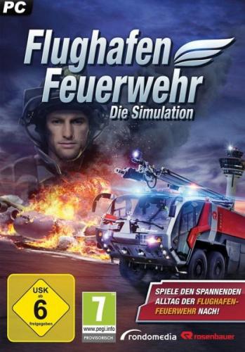 Flughafen-Feuerwehr: Die Simulation (PC) (Software) NEU