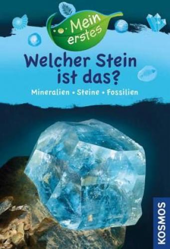 Mein erstes Welcher Stein ist das? von Rupert Hochleitner (Buch) NEU