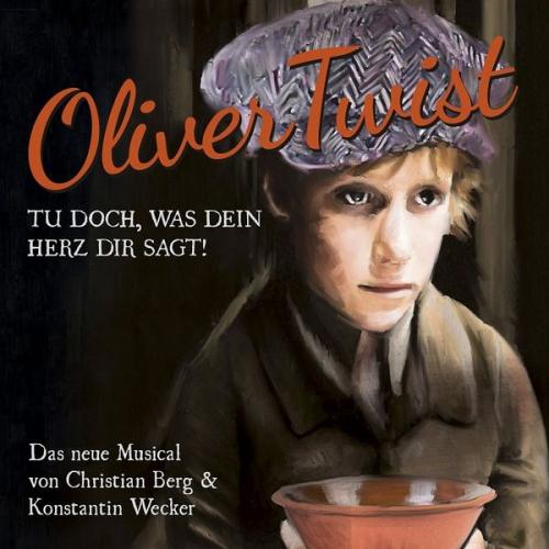 Oliver Twist-Das Musical von Konstantin Wecker; Christian Berg (Musik) NEU