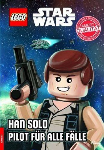LEGO® Star Wars(TM) Han Solo - Pilot für alle Fälle / LEGO Star Wars Bd.10 NEU
