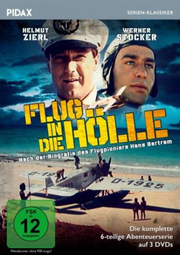 Flug in die Hölle (3 Discs) (Film) NEU