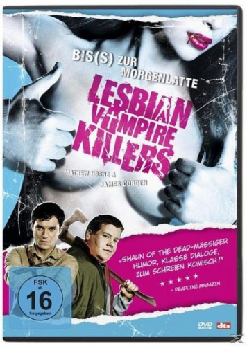 Lesbian Vampire Killers (Film) NEU