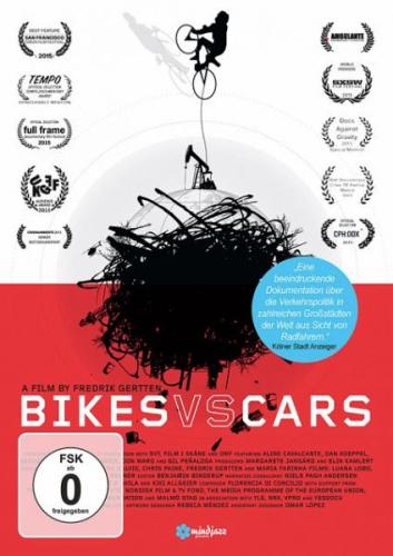 Bikes vs Cars (Film) NEU