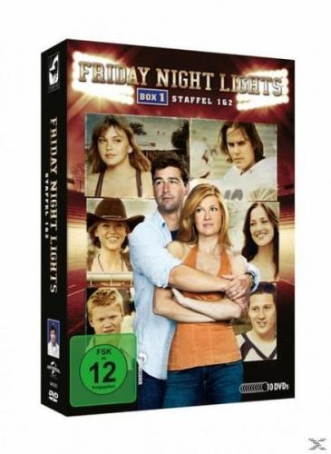 Friday Night Lights - Staffel 1 & 2 (10 Discs) (Film) NEU