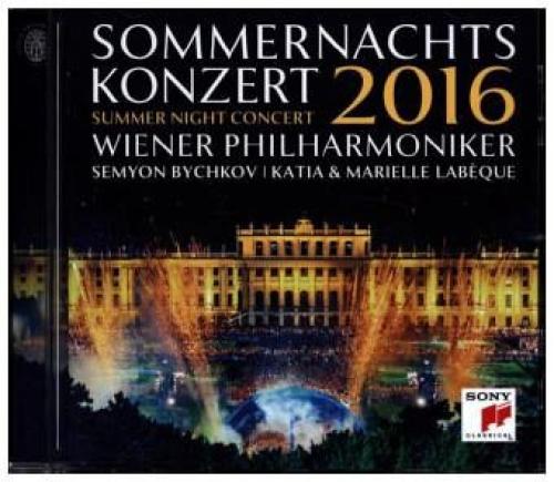Sommernachtskonzert 2016 von Semyon Bychkov/Wiener Philharmoniker (Musik) NEU