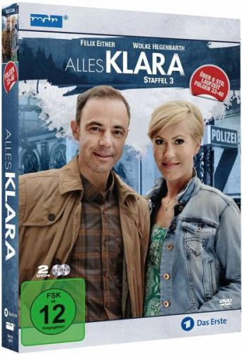Alles Klara - 3. Staffel (4 Discs) (Film) NEU