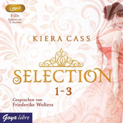Selection Bd.1-3 (3 MP3-CDs) (Hörbuch) NEU