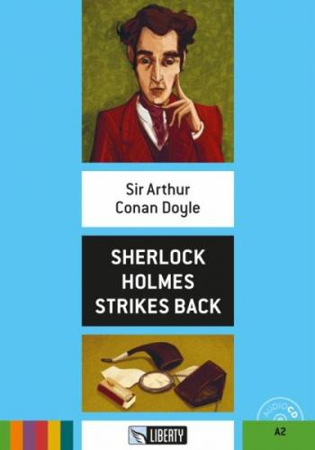 Sherlock Holmes strikes back von Arthur Conan Doyle (Schulbuch) NEU