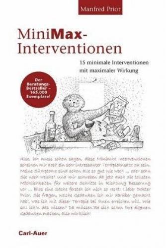MiniMax-Interventionen von Manfred Prior (Buch) NEU