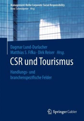 CSR und Tourismus (Buch) NEU