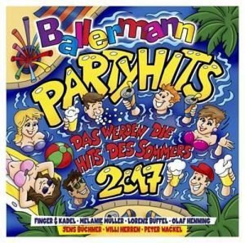 Ballermann Partyhits-Das Werden Hits D.Sommers2017 von Diverse (Musik) NEU