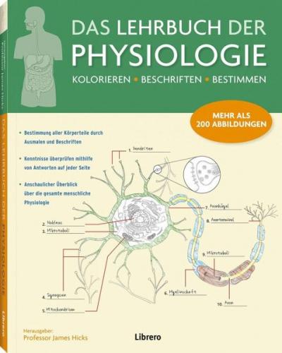 Das Lehrbuch der Physiologie von Herausgegeben von Hicks, James (Buch) NEU