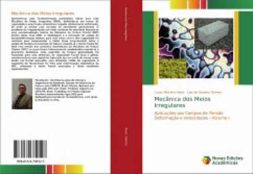 Mecânica dos Meios Irregulares|Lucas Máximo Alves; Lais de Queiroz Gomes